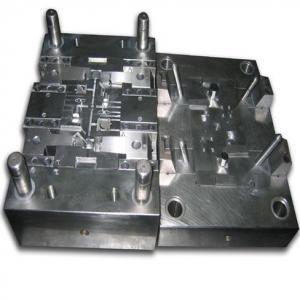 Quality Low Maintenance Custom Casting Molds Aluminium Mold Making Heat Treatment for sale