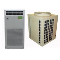 Quality R410A Air Cooled Packaged Ducted Split Air Conditioner With Finned Copper Tube for sale