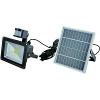 China solar led lighting with microwave motion sensor on sale