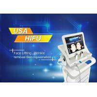 Quality USA Version High Intensity Focused Ultrasound Machine for winkle removal for sale