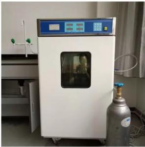 Quality EO gas/ Ethylene oxide sterilizer machine for sale