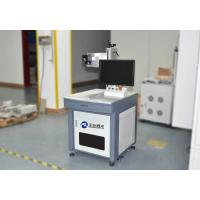 Quality Precision Laser Engraving Systems UV Marker 3 W / 5 W Laser Marking Equipment for sale