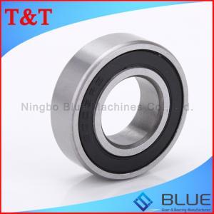 high speed chrome steel bearing&sealed angular contact ball bearing