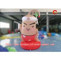 Best PVC HD Inkjet Customized 2m Height Huge Advertising Inflatable Cartoon wholesale
