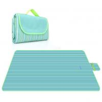 Quality Fashionable Kids Picnic Mat , Outdoor Water Resistant Picnic Blanket for sale