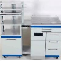 Quality Automatic Alarm Hospital Double Door Autoclave Workstation With Steam Cleaning for sale