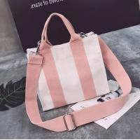 Buy cheap Wholesale Creative Eco-friendly Cotton Canvas Tote Cross-body Bag from wholesalers
