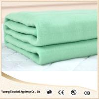 Quality double wool electric heating warm blanket for sale