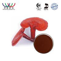 Quality Red Reishi Mushroom Extract Ganoderma Lucidum Powder For Function Food for sale