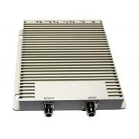 China Tri - Band Mobile Phone Signal Repeater White Color With 200m² Coverage Area on sale