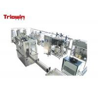 Quality Fruit And Vegetable Pilot Production Plant Capacity Of 20 ~ 500 L / H for sale