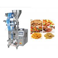 Quality PLC Operated Sachet Packaging Equipment For Granule Pneumatic Driven Type for sale