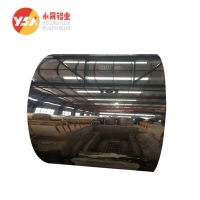Quality Reflective 6mm 1100 H22 Mirror Polished Aluminum Sheet For Lighting for sale