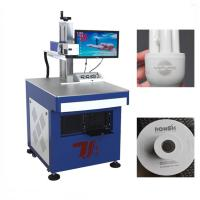 China Standard Marking Range Permanent Laser Printing Machine for Led Bulb Logo on sale