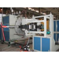 Quality Spiral HDPE Pipe Extrusion Line Huge Diameter Hollowness Wall Spiral Pipe Production Line for sale