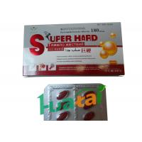 China SUPER HARD Tablets Herbal Male Enhancement For Premature Ejaculation / Weak Sperm No Side Effect on sale
