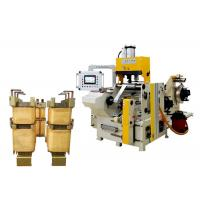 China Automatic Cold Press Welding Copper or Aluminium Foil Coil Winding Machine For Reactor on sale