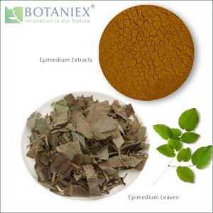 Quality B Eplant Extract Epimedium/Horny Goat Weed Extract/Yin Yang Huo Extract/Barrenwort Extract Lcariin for sale