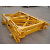 Quality Tower Crane Mast Section Potain Tower Crane Spare Parts with Q345B Steel Material for sale