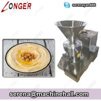 Quality Factory Price Hummus Grinder Machine|Chickpeas Sauce Grinding Colloid Mill Manufacturers in China for sale