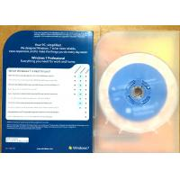 Quality Permanent Useful Windows 7 Pro Retail Upgrade , MS Windows Seven Professional for sale