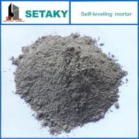 China self-leveling compounds for interior concrete on sale