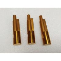 Quality Brass Connector Mold Parts Standard Mould Parts By Automatic Lathe Machine for sale