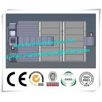 Quality Stainless Steel Shot Blasting Machine PLC For Paint Drying Room for sale