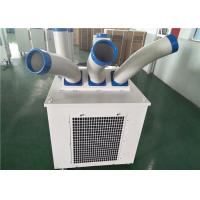 Quality 8500W Industrial Spot Cooling Systems / Spot AC Units With Fan Motor Protection for sale