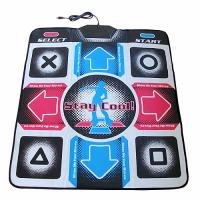 Quality Wired TV USB 32 Bit Electronic Dance Mat With 100 Songs + 3 Games for sale