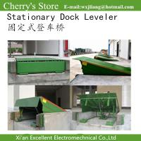 Quality Stationary Dock Leveler /elevator parts/lift parts for sale