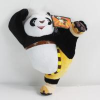 Quality Kungfu Panda Kick Pose Plush Toys for sale