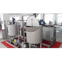 Quality Good Perfomance Sponge Cake Maker , Cake Dissolver System With 350kg Production Capacity for sale