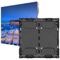 Buy cheap 2400Hz Outdoor Advertising LED Signs Panels P10 60% Energy Saving Die Casting from wholesalers