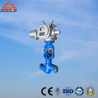 Quality Electric Pressure Seal Power Station Globe Valve (GAJ961Y) for sale