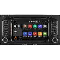 Quality Car Multimedia Player Volkswagen DVD GPS VW Touareg Head Unit 2002 - 2010 for sale