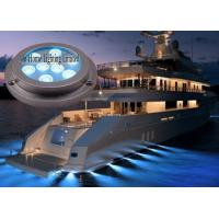 Best Single color 316 Stainless Steel LED Boat Lights Spotlight IP68 Boat floodlight wholesale