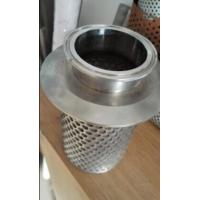 Best Stainless Steel 304 Water Metal Cartridge 316L Air Filter Frame Center Core Oil Filter Elements to Italy wholesale