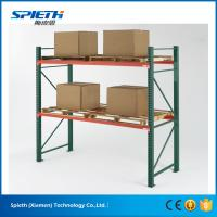 Best High quality customized steel teardrop pallet rack uprights wholesale