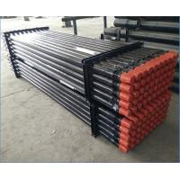 Quality 159mm API 5 1/2 REG DTH Drill Rods / Pipes / Tubes 4000~9000mm Length for sale
