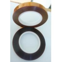 Double Sided Heat Resistant Adhesive Tape / Polyimide Tape For Splicing