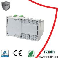 Quality Control Panel Automatic Transfer Switch Change Over 50/60Hz ODM Available for sale