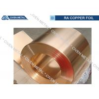 Buy cheap Standard Tin Phosphor Bronze Foil Copper Alloy Metal Foils C5191 / C5210 from wholesalers