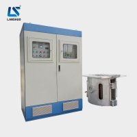 Quality 200A 100kw 150KVA Bronze Induction Melting Furnace for sale