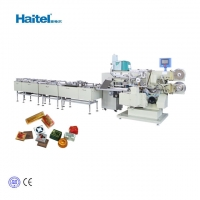 Quality 3.5KW 150mm Film 300bags/Min Chocolate Packing Machine for sale