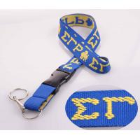 China Gifts & Crafts » Promotional Gifts  custom woven lanyards no minimum on sale