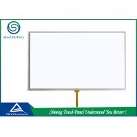 LCD Module 4 Wire Resistive Touch Panel Capacitive With Double Layers