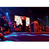 China Aluminum Indoor SMD Led Video Display Rental Event Led Video Wall on sale