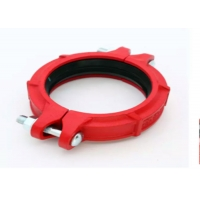 Quality 300PSI Ductile Iron threaded Fire Protection Pipe Fittings 219mm for sale