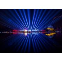 Quality Large Beautiful 3d Laser Light Show  / Laser Water Fountain With PC Control System for sale